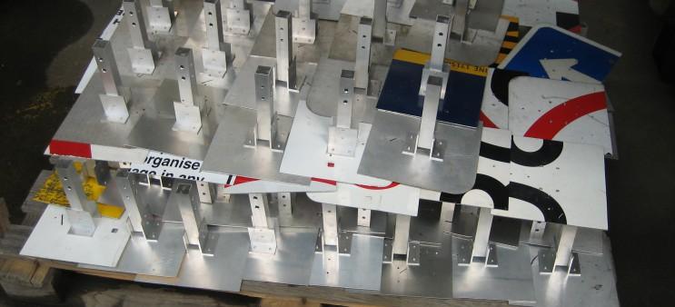 Aluminium Metal fabrication mass production Green Transfer Pixel