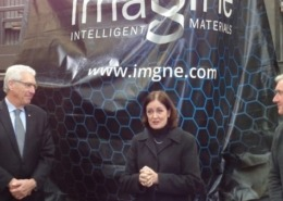 Graphene Imagine Intelligent Materials Austeng Sarah Henderson